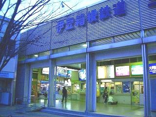 伊豆箱根鉄道 三島駅