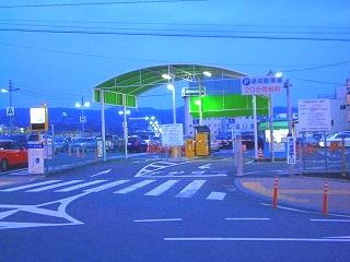 三島駅南口送迎駐車場