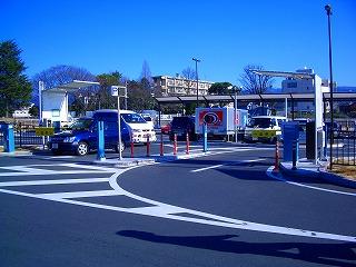 三島駅北口送迎駐車場